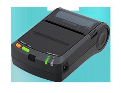 プリンター セイコー・モバイルレシートプリンター DPU-S245